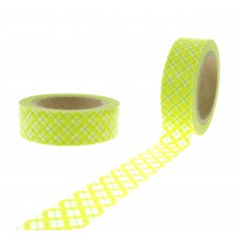 Washi Tape China Tartan