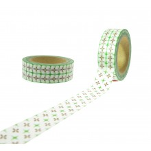 Washi Tape transparent Sternen