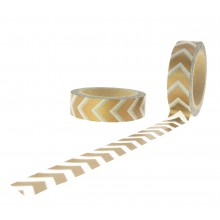 Washi Tape mit Chevron