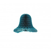 Honeycomb Glocke teal