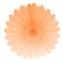 Fächer Flower Tissue peach