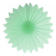 Fächer Flower Tissue mint