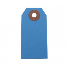 Hang Tags 10er Pack royal blau