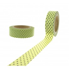 Washi Tape in gelb